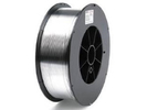 Silver ER5356 / ER4043 Aluminum Welding Wire With Little Spatter Pure Nickel Core