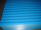 Aluminum 3003 / 1100 Industrial Corrugated Roofing Sheets For Construction